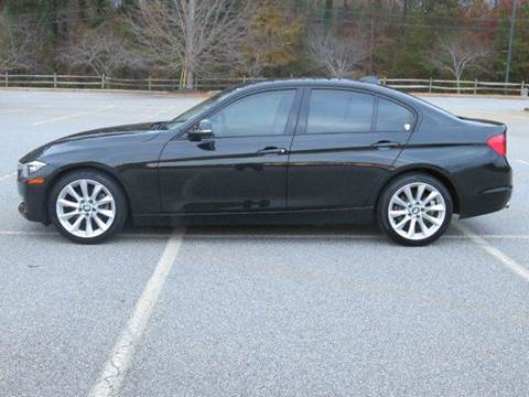2012 BMW 3 Series for sale at Paramount Autosport in Kennesaw GA