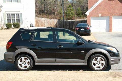 2007 Pontiac Vibe for sale at Paramount Autosport in Kennesaw GA