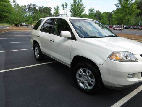 2006 Acura MDX for sale at Paramount Autosport in Kennesaw GA