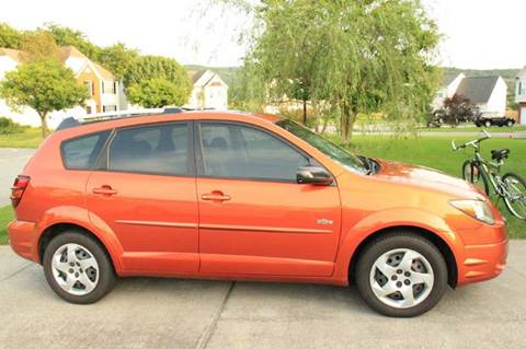 2004 Pontiac Vibe for sale at Paramount Autosport in Kennesaw GA