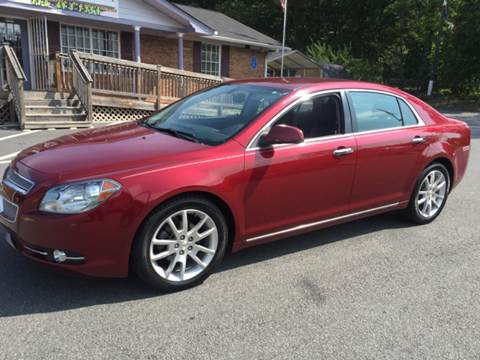 2010 Chevrolet Malibu for sale at Paramount Autosport in Kennesaw GA