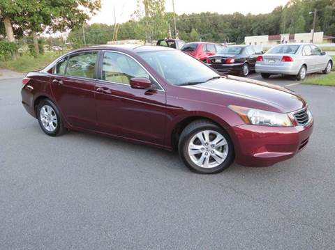 2010 Honda Accord for sale at Paramount Autosport in Kennesaw GA