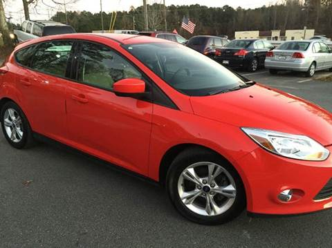 2012 Ford Focus for sale at Paramount Autosport in Kennesaw GA