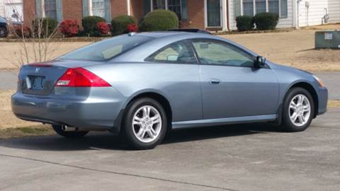2007 Honda Accord for sale at Paramount Autosport in Kennesaw GA