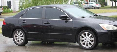 2006 Honda Accord for sale at Paramount Autosport in Kennesaw GA