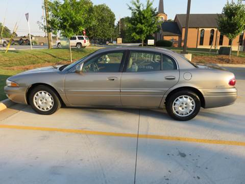 2000 Buick LeSabre for sale at Paramount Autosport in Kennesaw GA