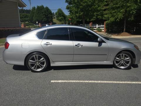2008 Infiniti M35 for sale at Paramount Autosport in Kennesaw GA
