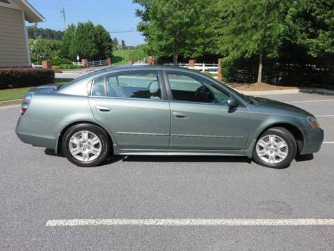 2005 Nissan Altima for sale at Paramount Autosport in Kennesaw GA