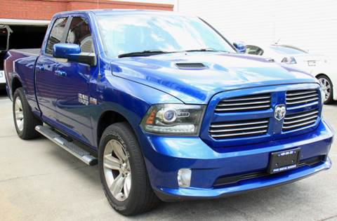 2014 RAM Ram Pickup 1500 for sale at Paramount Autosport in Kennesaw GA