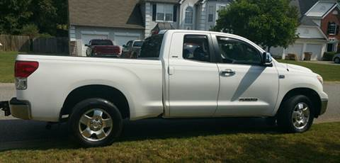 2010 Toyota Tundra for sale at Paramount Autosport in Kennesaw GA