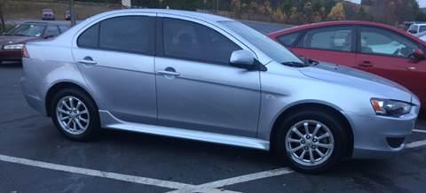 2011 Mitsubishi Lancer for sale at Paramount Autosport in Kennesaw GA