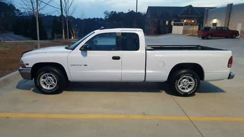 1998 Dodge Dakota for sale at Paramount Autosport in Kennesaw GA