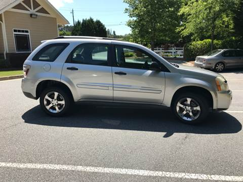 2007 Chevrolet Equinox for sale at Paramount Autosport in Kennesaw GA