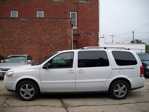 2005 Chevrolet Uplander for sale in Dubuque, IA