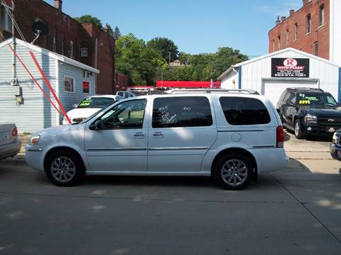 2005 Buick Terraza for sale in Dubuque, IA
