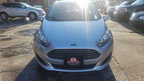 2016 Ford Fiesta for sale in Dubuque, IA