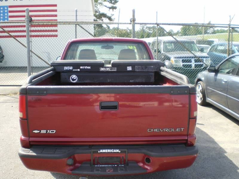 2000 Chevrolet S-10 2dr LS Extended Cab SB - Greenville NC