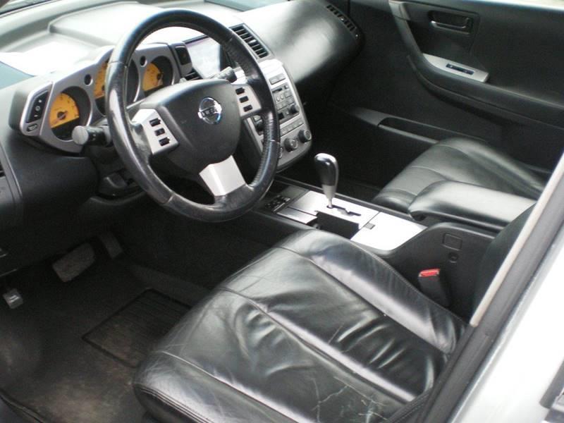 2005 Nissan Murano AWD SL 4dr SUV - Greenville NC