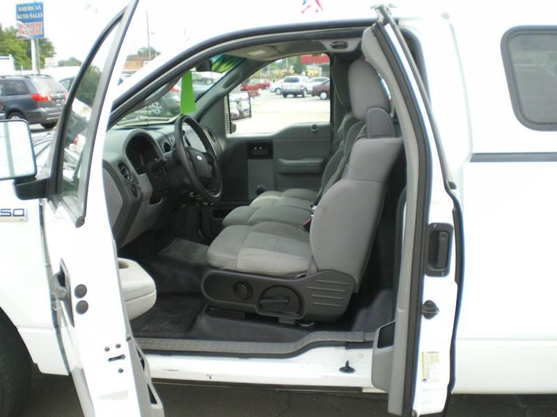 2007 Ford F-150 XL 2dr Regular Cab Styleside 6.5 ft. SB - Greenville NC