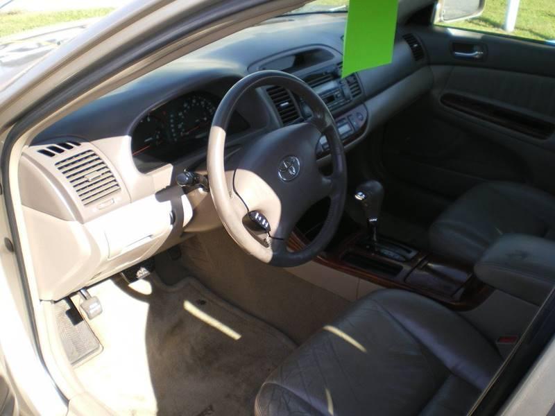 2003 Toyota Camry XLE V6 4dr Sedan - Greenville NC