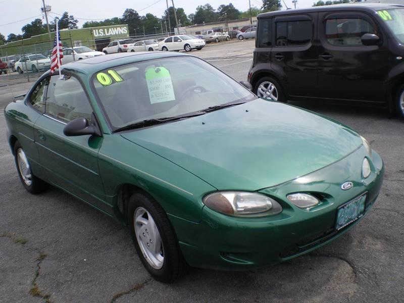 2002 Ford Escort ZX2 2dr Coupe - Greenville NC