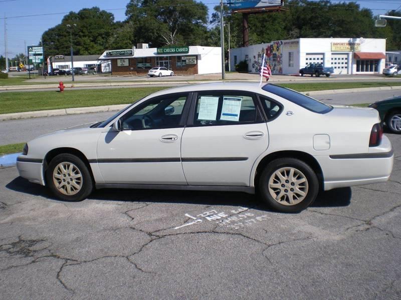 2004 Chevrolet Impala 4dr Sedan - Greenville NC