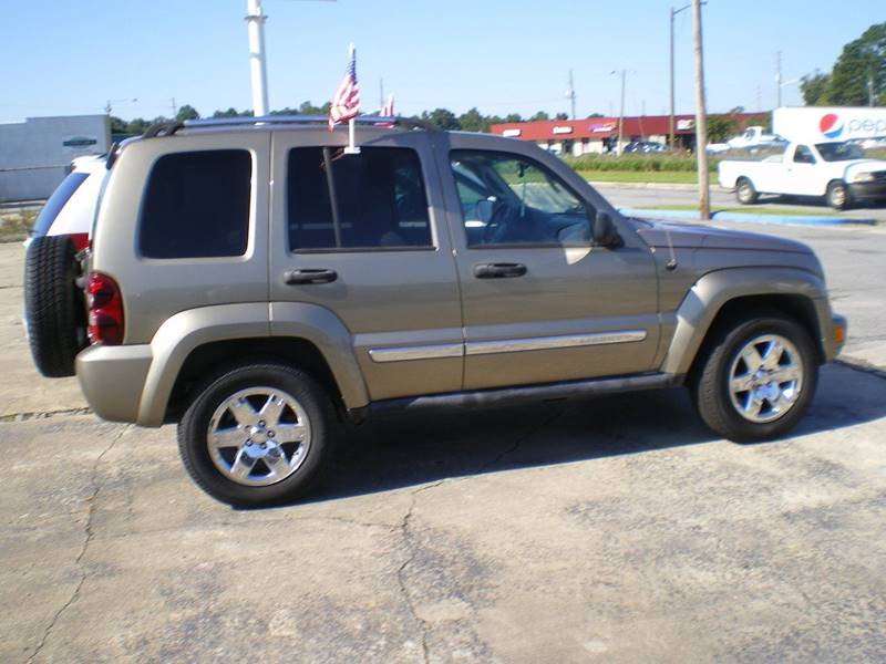 2005 Jeep Liberty Limited 4dr SUV - Greenville NC