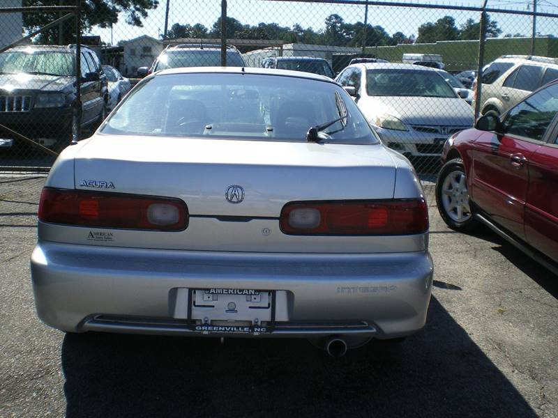 2000 Acura Integra LS 2dr Hatchback - Greenville NC