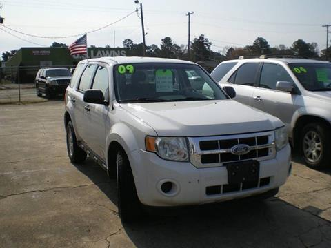 2009 Ford Escape for sale in Greenville, NC