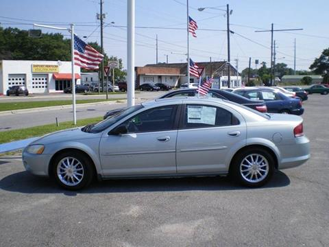 2001 Chrysler Sebring for sale in Greenville, NC