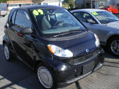 2009 Smart fortwo for sale in Greenville, NC