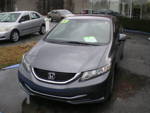 2013 Honda Civic for sale in Greenville, NC