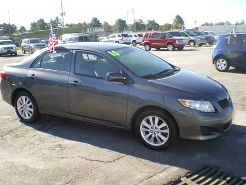 Email For Price, 2010 Toyota Corolla