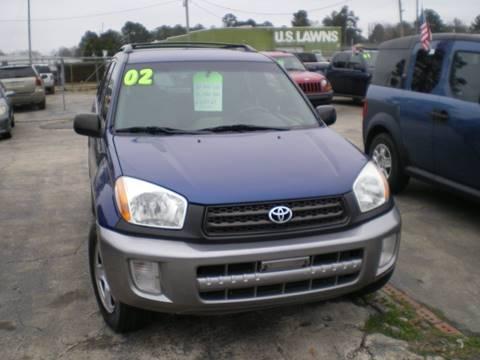 2002 Toyota RAV4 for sale in Greenville, NC