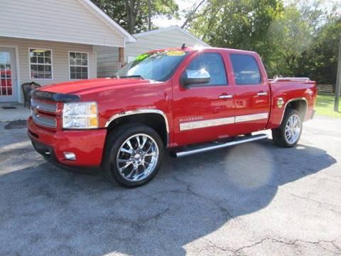 2012 Chevrolet Silverado 1500 for sale in Town Creek, AL