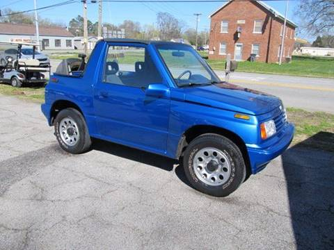 1994 Suzuki Sidekick for sale in Town Creek, AL