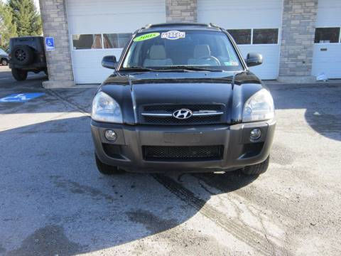 2005 Hyundai Tucson for sale in Nazareth, PA