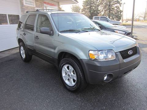 2007 Ford Escape for sale in Nazareth, PA