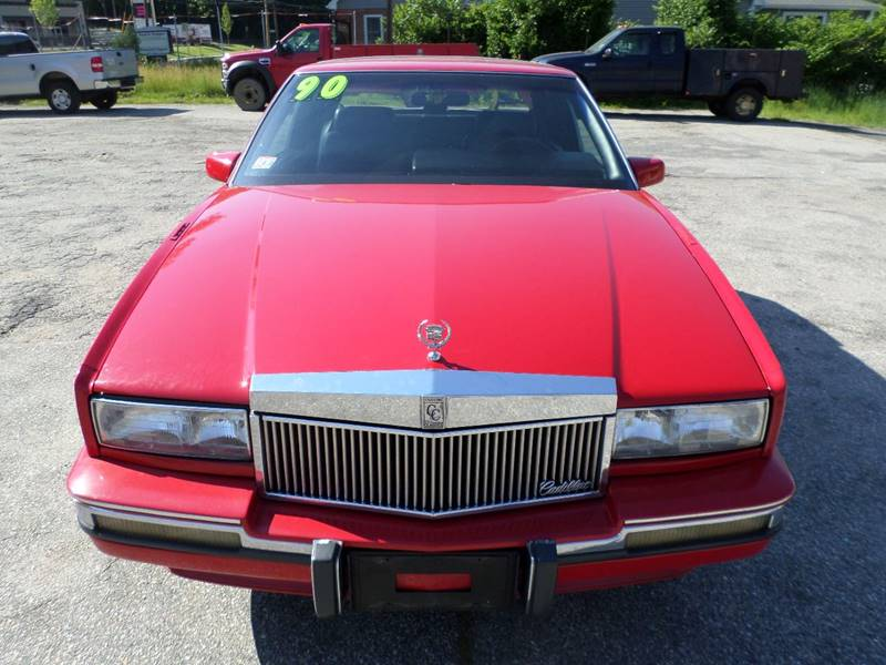 1990 Cadillac Eldorado 2dr Coupe - Webster MA