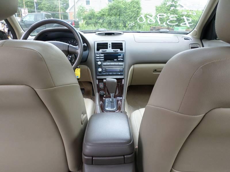 2000 Nissan Maxima GLE 4dr Sedan - Webster MA