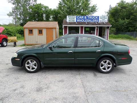 2000 Nissan Maxima for sale in Webster, MA