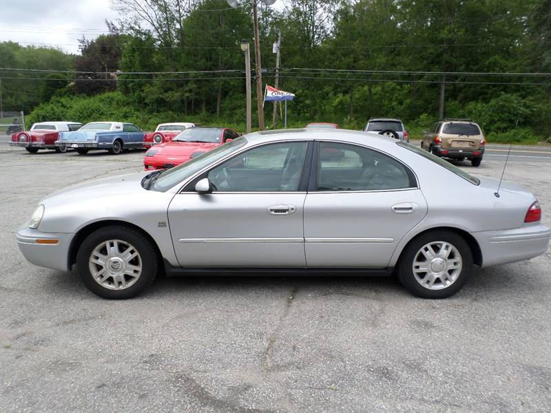 2005 Mercury Sable LS 4dr Sedan - Webster MA