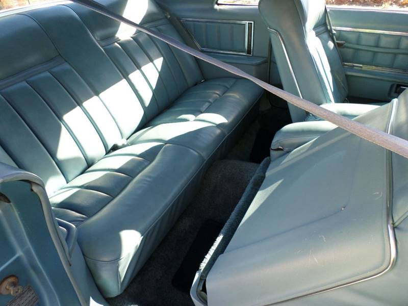 1978 Lincoln Mark V Continental - Webster MA