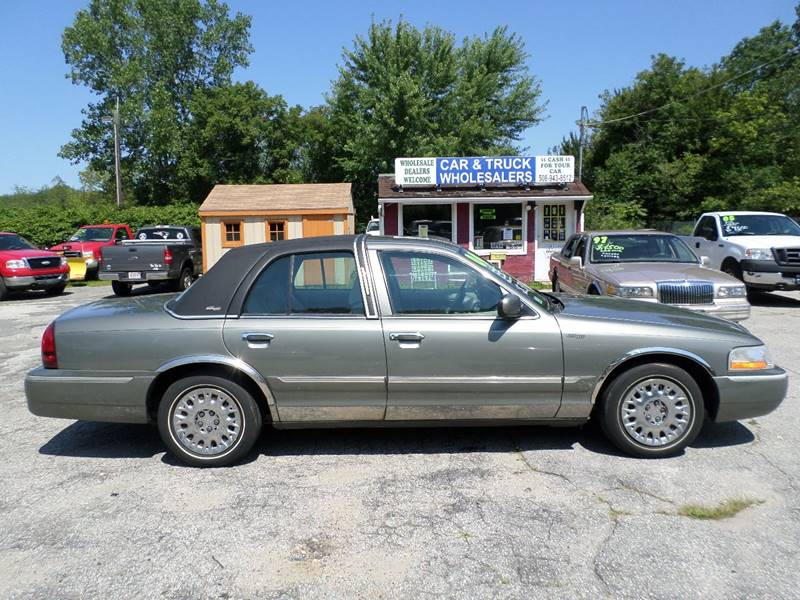 2004 Mercury Grand Marquis GS 4dr Sedan - Webster MA