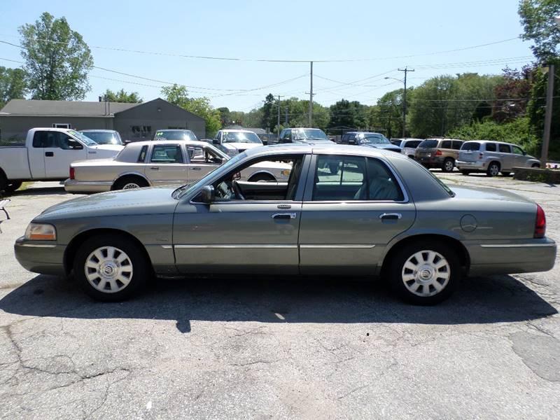 2004 Mercury Grand Marquis LS Premium 4dr Sedan - Webster MA