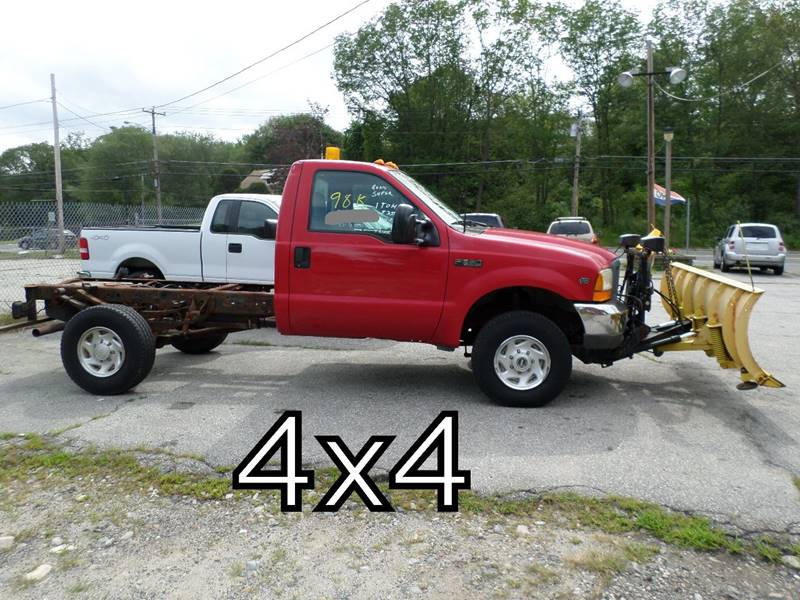 1999 Ford F-350 Super Duty  - Webster MA
