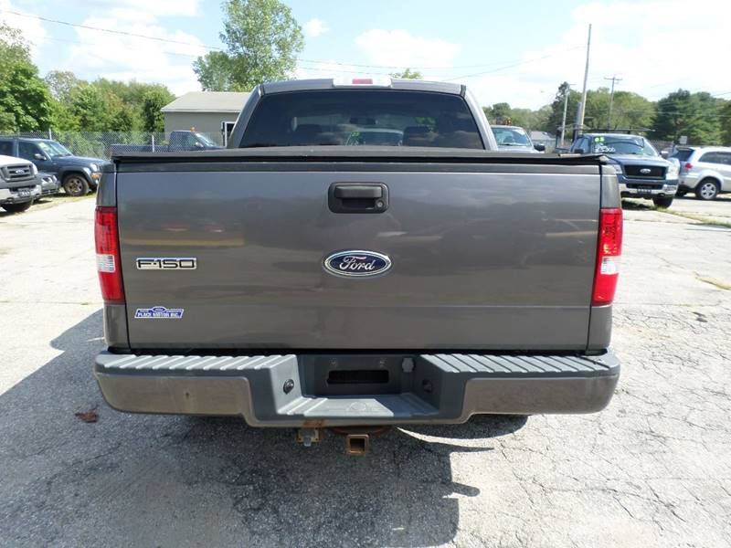 2004 Ford F-150 4dr SuperCrew FX4 4WD Styleside 5.5 ft. SB - Webster MA