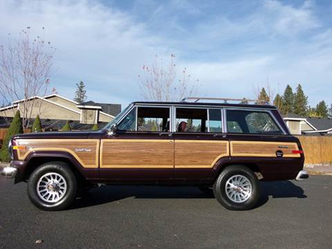 1991 Jeep Wagoneer for sale in Webster, MA