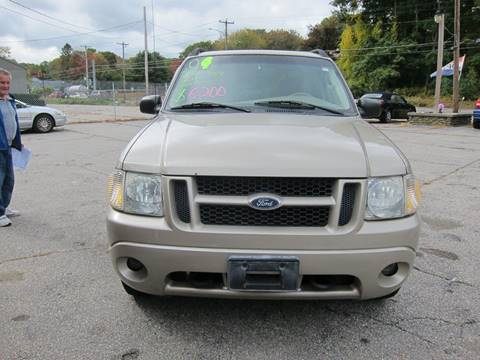 2004 Ford Explorer Sport Trac for sale in Webster, MA