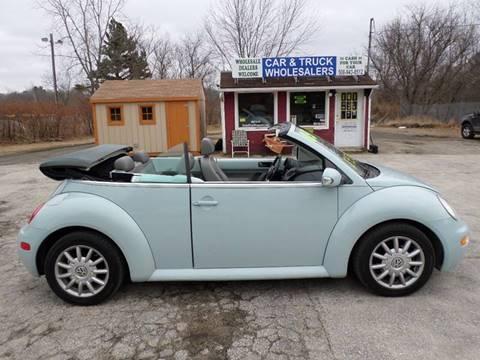 2005 Volkswagen New Beetle for sale in Webster, MA